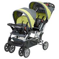 Прогулочная коляска для 2 деток Baby Trend, фото 1