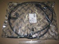 Трос ручного тормоза HYUNDAIDAI TUCSON 04-10 левый, L=1710/1547 (Rider). RD.4442K19806