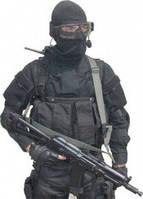 Тактический оружейный ремень 3-4 точки