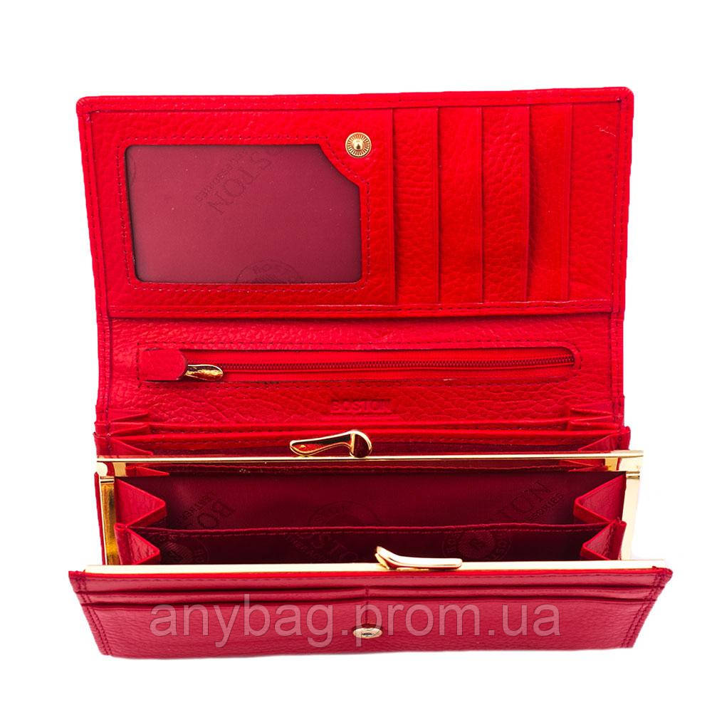 f3e4f2480534 Кошелек женский кожаный Boston W-BST14272 красный , цена 840 грн., купить  Київ — Prom.ua (ID#850865007)