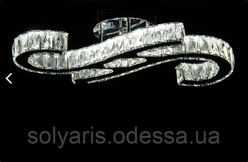 Люстра светодиодная L78308/18 (CR+SHANBIN) LED
