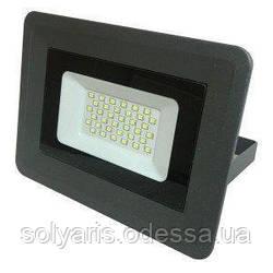 Светодиодный прожектор BIOM 30W S4-SMD-30-Slim 6500К 220V IP65