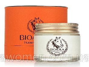 Крем для лица Bioaqua Horse Oil Ointment на основе лошадиного жира