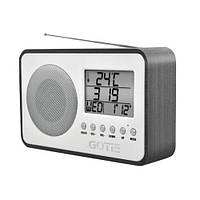 Радіобудильник GOTIE GRA-100H