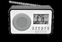 Радиобудильник GOTIE GRA-100H радио, часы, будильник