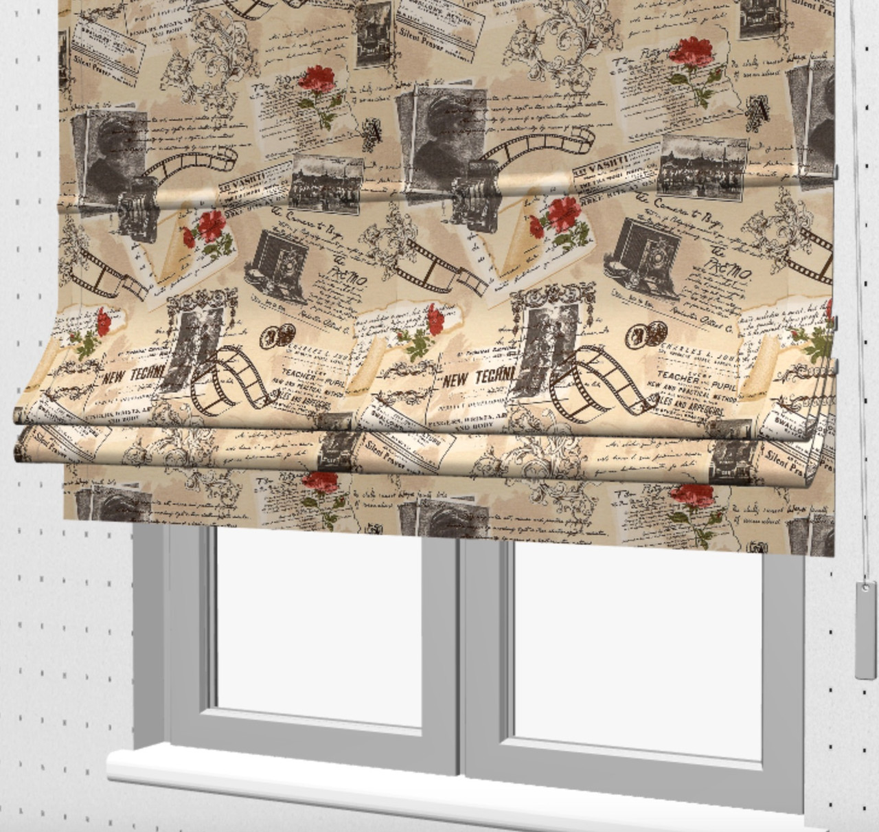 Римські штори на кухню 100868v1
