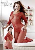 Сетка красного цвета