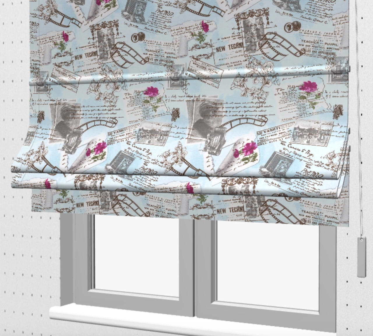 Римська штора для кухні 100868v6