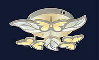 Люстра светодиодная 755MX10019-3+3 WH LED