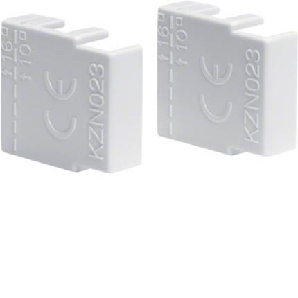 Крышка для 2 и 3-полюсных шин KDN, hager, фото 2