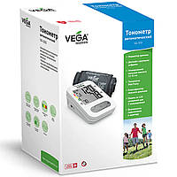 Тонометр VEGA VA-350 автоматический на плечо гарантия 5 лет