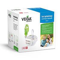 Ингалятор (небулайзер) Vega VN 420 компрессорный гарантия 3 года