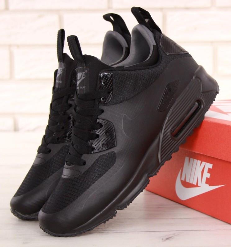 7b3830c1 Мужские кроссовки Nike Air Max 90 Mid Winter - Интернет-магазин обуви  Bootlords в Киеве