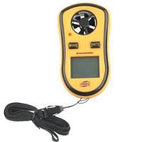 Анемометр Измеритель скорости ветра Термометр