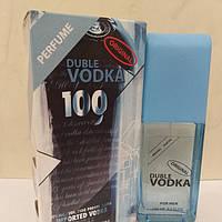 Туалетная вода для мужчин Duble Vodka 100 мл.