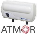 Проточний водонагрівач Atmor Basic 5 kw (Кран), фото 3