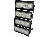 Светодиодный секционный  прожектор Luxel 305х545х65мм 220-240V 200W IP65 (LED-LX-200C)