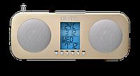 Радиобудильники GOTIE GRA-200Z радио, часы, будильник