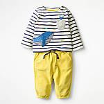Детский костюм 2 в 1 Кит Little Maven