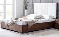 Дерев'яне ліжко Porto з підйомним механізмом Woodsoft