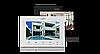 Цветной видеодомофон Slinex SQ-07MT white, фото 2