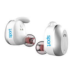Bluetooth Наушники Elari Waterproof Sport NanoPods (NPS-2WHT) White