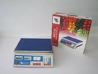 Электронные торговые весы Vitol-6 DH-70A до 40 кг