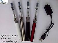 Электронные сигареты EGO-T 1100 mAh+iClear 16, фото 1