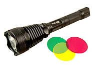 Подствольный фонарь POLICE BL-Q2800-T6 50000W + ПОДАРОК: Держатель для телефонa L-301