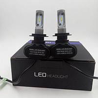 Светодиодные LED лампы для фар автомобиля S1-H1