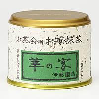 Японский зеленый пудровый чай Луна древней столицы