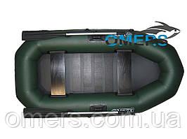Надувная лодка Omega 245 L, 2 местная