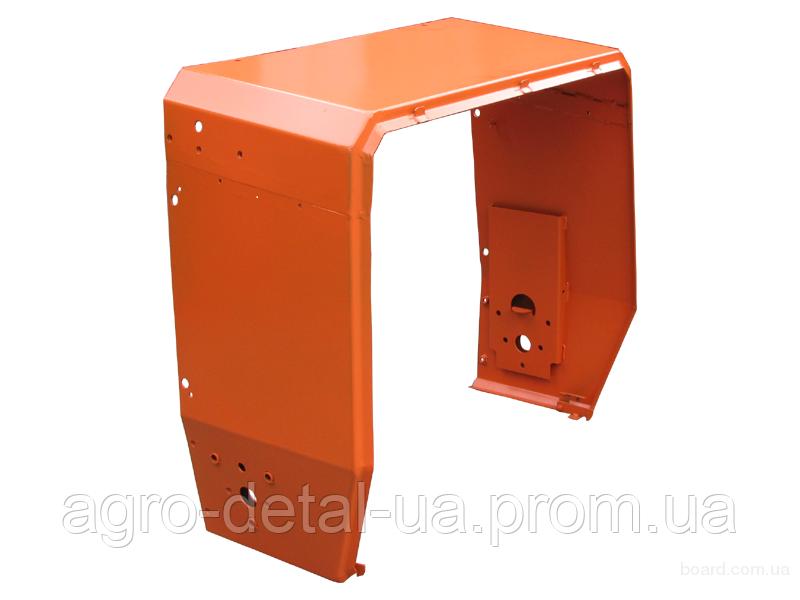 Ограждение радиатора 150.47.011-6 двигателя тракторов Т151,Т156,Т17221,ХТЗ-181,ХТЗ-150К-09-25