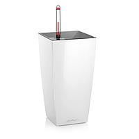 Умный вазон Maxi cubico белый