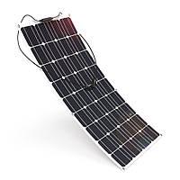 Гибкая солнечная панель для автомобиля SFM-50W (50W 12В)