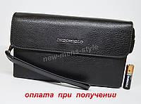 Чоловіча шкіряна натуральна сумка барсетка барсетка клатч BOLO, фото 1