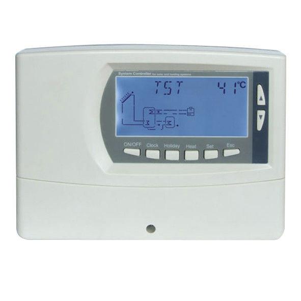Контроллер для гелиосистем SR728С