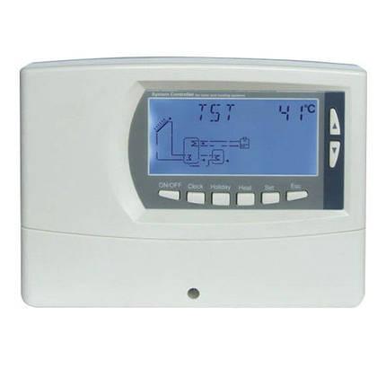 Контролер для геліосистем SR728С, фото 2
