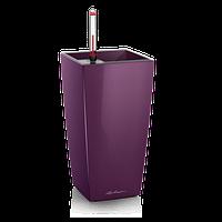 Умный вазон Maxi cubico фиолетовый