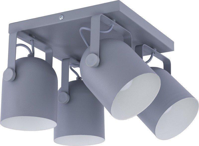 Потолочные светильники TK Lighting 2618 SPECTRA GRAY