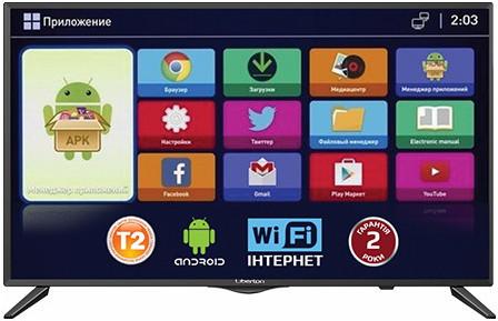 LCD-телевизор LIBERTON 39AS1HDTA1