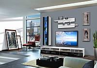 Комплект в вітальню (стенка в гостиную) Clevo 25 WS CL Е1 ASM