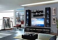 Комплект в вітальню (стенка в гостиную) Clevo 25 ZZ CL Е2 ASM