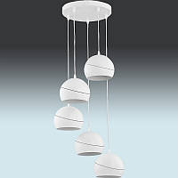 Люстра подвесная TK Lighting 2075 YODA WHITE ORBIT