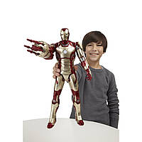 Большая фигурка Железного Человека  Фигурка Железного Человека с пулеметом Marvel Iron Man , фото 1