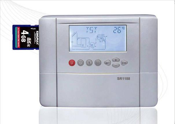 Контроллер для гелиосистем SR1188, фото 2