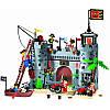 """Конструктор """"Пиратский замок"""" Brick 310 366 деталей, фото 2"""