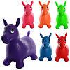 Детская игрушка надувной попрыгун - лошадки MS 0001 6 цветов, фото 3