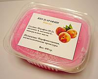 Косметический парафин для парафинотерапии. Аромат: Персик. Вес: 400 гр.
