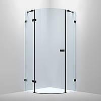 🇪🇸 Volle De la Noche Душевая кабина угловая 900*900*2000мм (стекла+двери), левая, распашная, стекло прозрачное 8мм с Nano покрытием, артикул